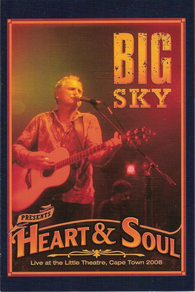 Heart & Soul DVD