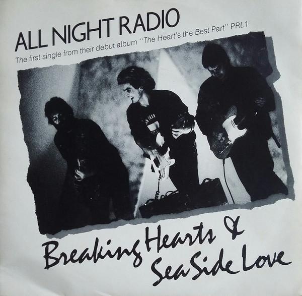 Breaking Hearts / Sea Side Love single 1984