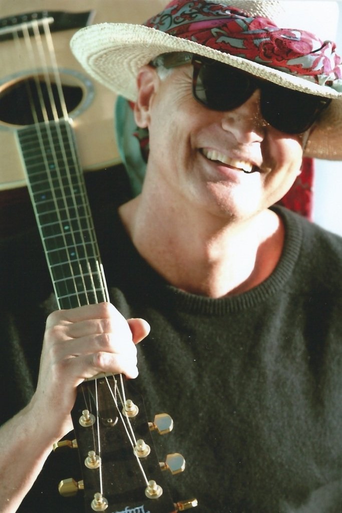 Steve Louw is a South African singer-songwriter and rock musician.
