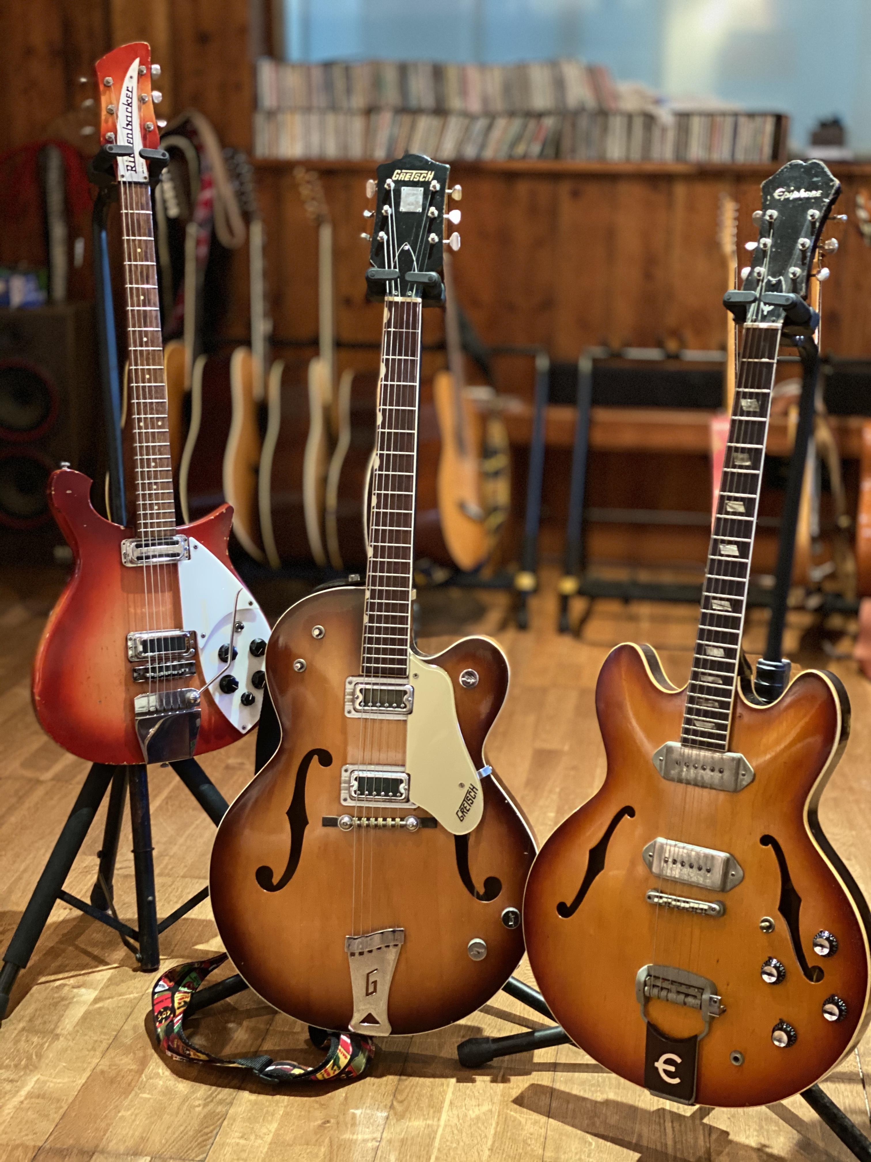 Steve Louw - guitars