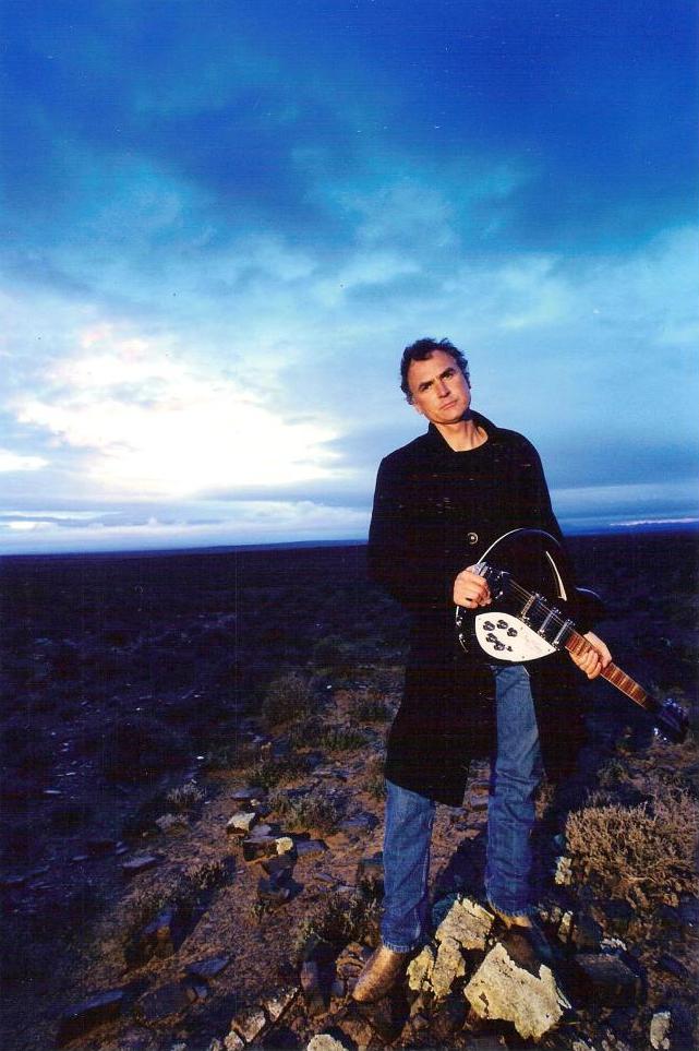 Steve Louw in Sutherland