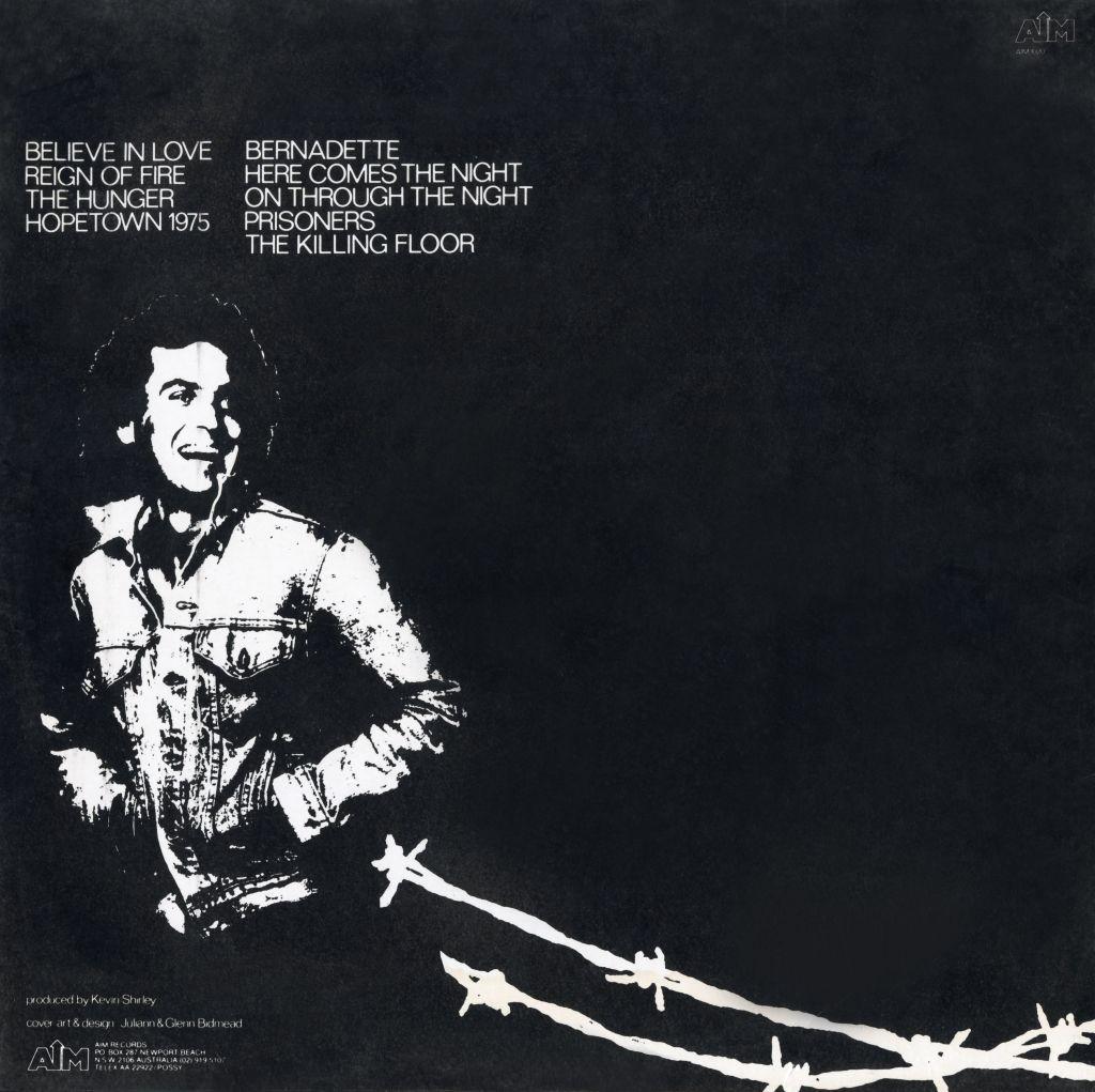 The Killing Floor (Australia) Back Cover