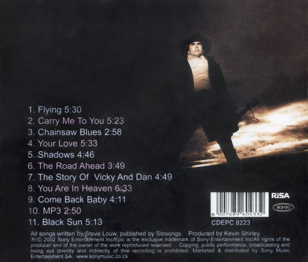 Beyond The Blue Back Cover