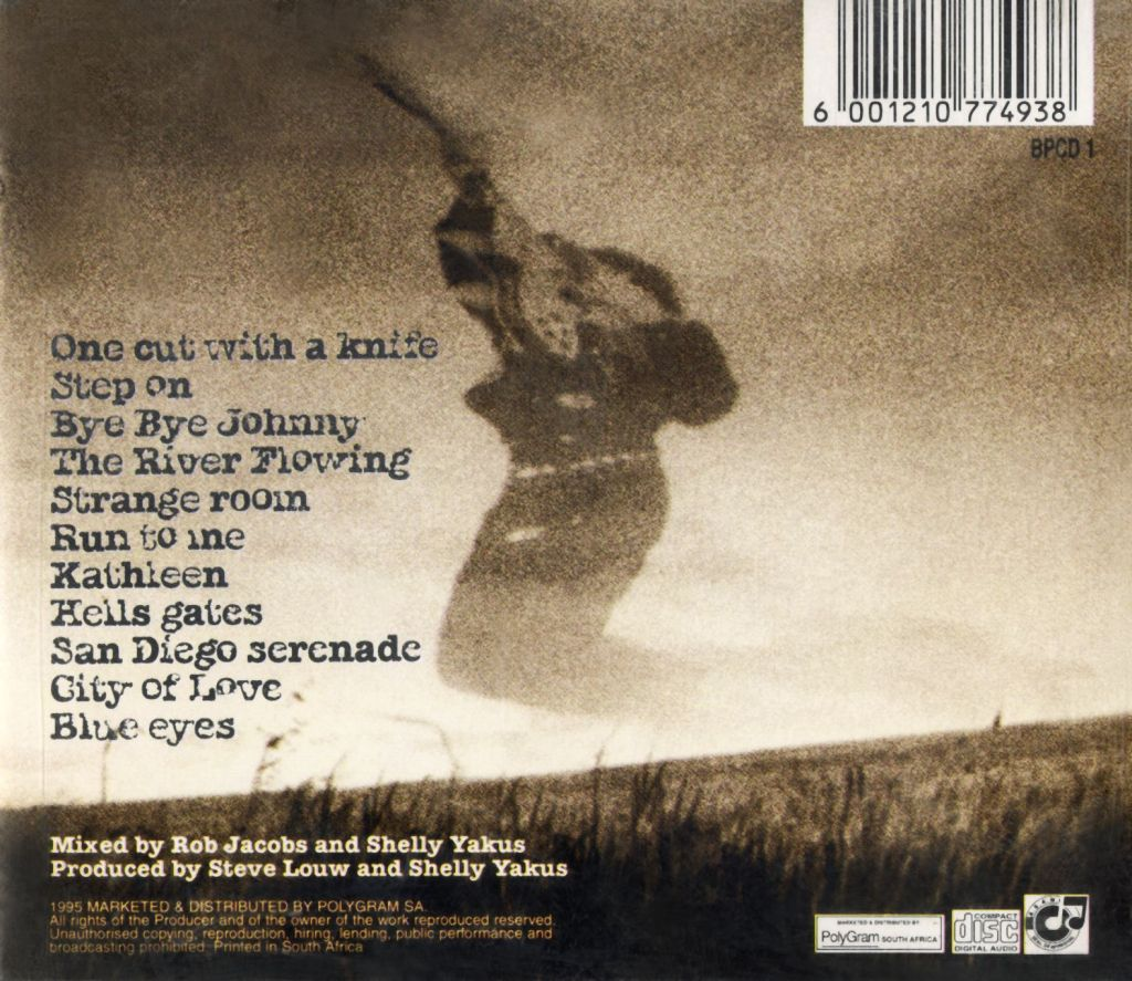 Horizon Back Cover